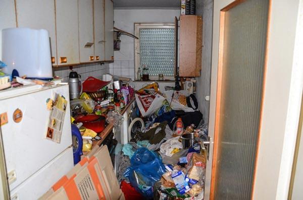 Entrümpelung einer Messi-Wohnung in Konstanz