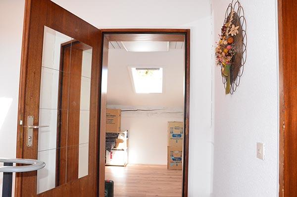 Umzug Dachgeschoss Konstanz